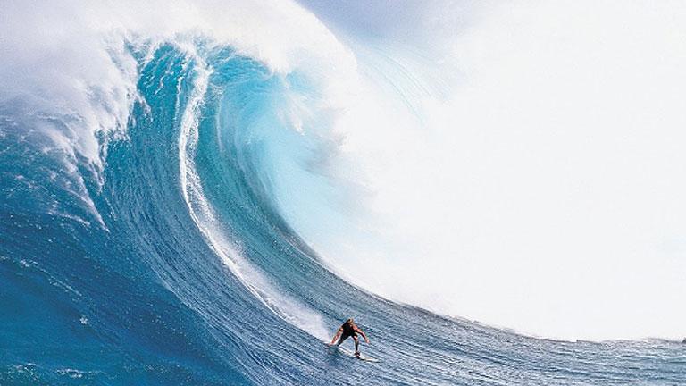 Sube a la ola