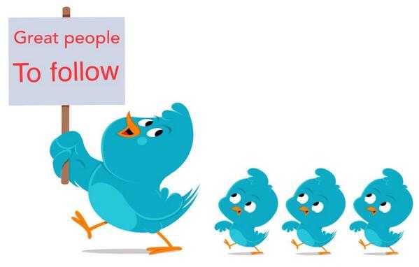 #FollowFriday o el arte de comerles la oreja a los amiguetes en Twitter