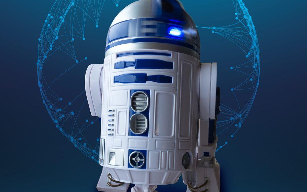 Al R2D2 de Facebook le ha dado un joenco